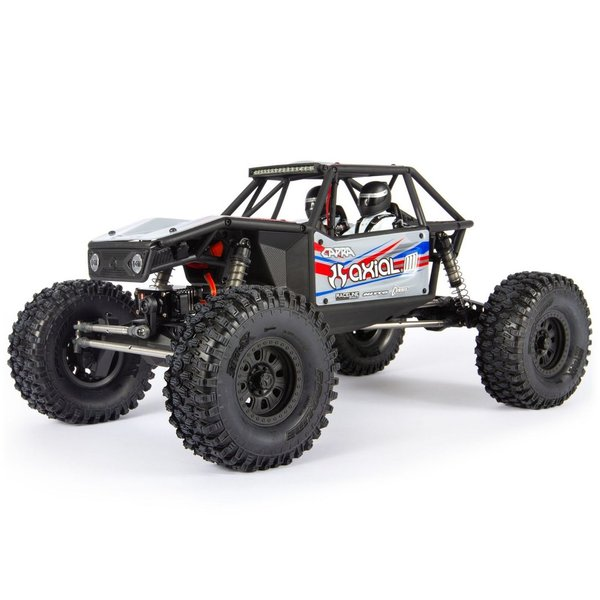 Capra 1.9 Unlimited Trail Buggy Kit: 1/10th 4WD (AXI03004)
